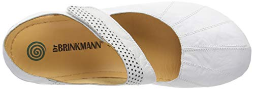 Damen Dr Bianco Weiß 895 sandale 3 Dr Brinkmann 710 Signore Bianco 710895 Brinkmann Sandalo Weiß 3 1wZf4qEwg