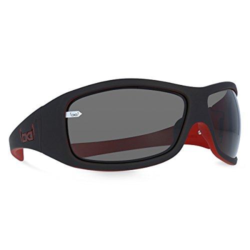 Road Warrior Lunettes de Soleil Aviator - Ville - Mode - Fashion - Conduite - Moto - Plage / Mod. California Marron uPS4G