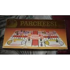 (Parcheesi Royal Game of India Deluxe Edition by Unknown)