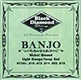 Black Diamond Banjo Nickelwound String