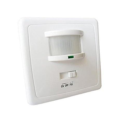 Interruptor de luz con Sensor de movimiento por Sensor buzones - interruptor selección de 600 W