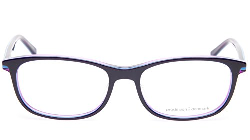 NEW PRODESIGN DENMARK 1761 c.3032 LILAC EYEGLASSES FRAME 55-17-140 GI B36 Japan