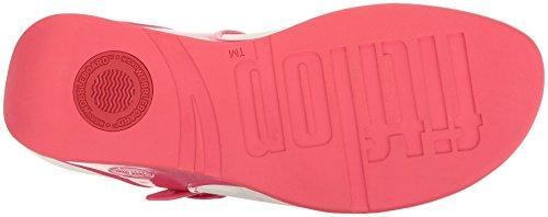 Fitflop Superjelly Damen Sandalen/Flip-Flops Pink
