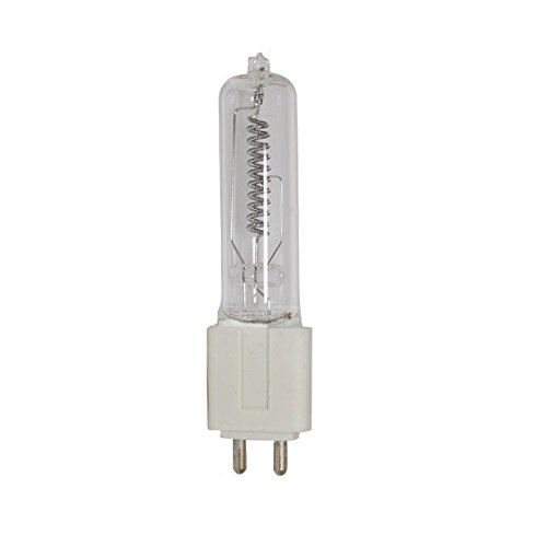 JTL 750 watt Bulb for the Everlight & Superlight Quartz Light Units (EHG) (750w Light)