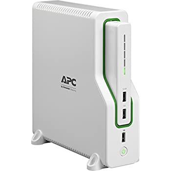 APC Back-UPS Connect Lithium Ion UPS with Mobile Power Pack, USB Charging Ports for Echo and Network Routers (BGE50ML)