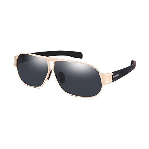 HD Color Gafas Cuadradas Gafas Polarizadas 4 Sol QY YQ Gafas Simplicidad Aire De Libre 5 Al Pesca Moda Y agCXq