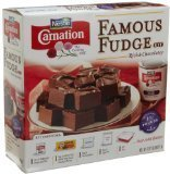 Carnation Famous Fudge Kit, 1 1/2 pound Kits (4 PACK) by Carnation Famous Fudge Kit