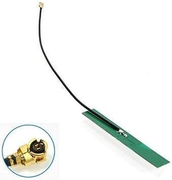 2PCS WIFI 2.4G 3dbi PCB Antenna IPX IPEX WLAN Laptop Bluetooth Zigbee Wireless