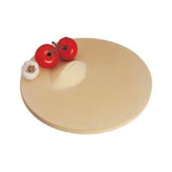 Pizza Stone: 16'' - Round by Kitchen Supply Company