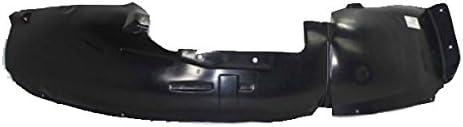 07-12 Caliber Front Splash Shield Inner Fender Liner Panel Right Side CH1251131