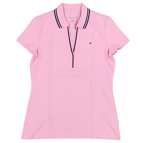 780d9648 Womens Large Pink Tommy Hilfiger Polo, Tommy Hilfiger Pink Womens ...