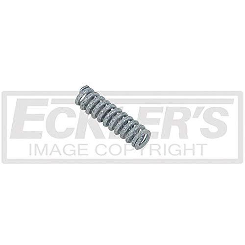 Shift Lever Spring - Eckler's Premier Quality Products 55-194896 El Camino Steering Column Shift Lever Spring, With Tilt, NOS Original GM,