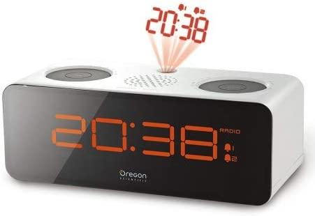 Oregon Scientific RRA320P - Radio (Reloj, FM, LCD, 127 x 26 ...