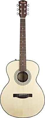 Fender FA-125S Acoustic Guitar Package