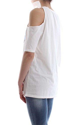 PINKO SARZANA T-SHIRT Mujer Bianco