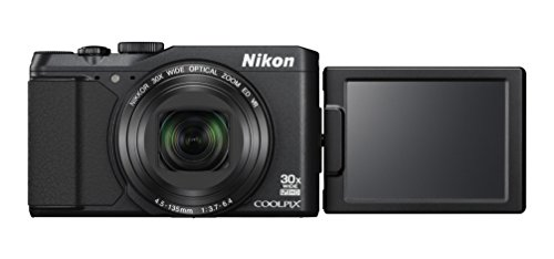 Nikon digital camera COOLPIX S9900BK