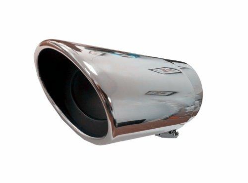 Chrome Stainlesss Steel Exhaust Muffler Tip for Honda Civic 06-11