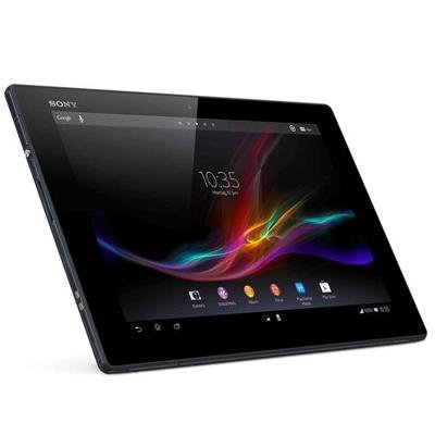 SONY SONY Xperia Tablet Z WiFi SGP311 J2/B ブラック[J:COMモデル]