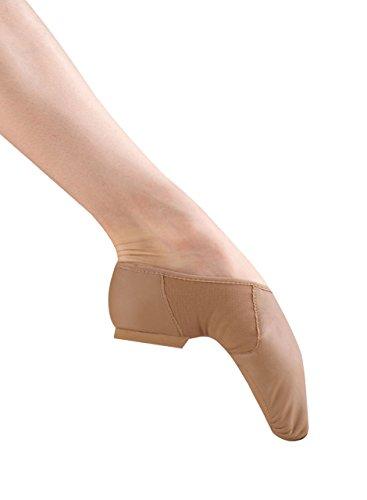 Bloch Shoe Jazz Flex Neo Slip Girls Jazz Dance Tan Ladies Shoes On rqxar7nwpg