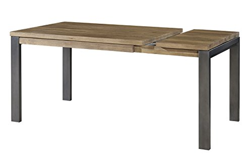 Wood Extending Dining Table - 2