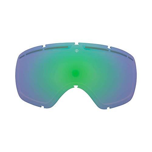Electric EG3 Lens Ski Goggles, Brose/Green Chrome