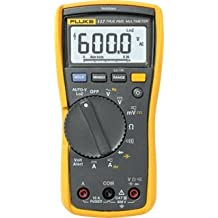 FLUKE 117 - True-RMS Digital Multimeter with Non-Contact Voltage