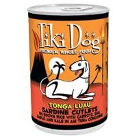 Tiki Dog Canned Dog Food Tonga Luau 14.1 oz