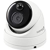 Swann SWPRO-1080MSD-AU 1080p White Dome Camera with PIR Motion Sensor