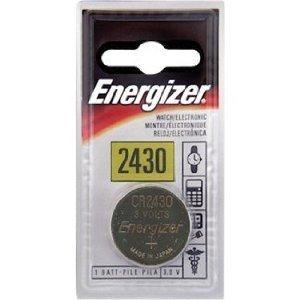 ENERGIZER ECR2430BP Watch/Calculator Battery