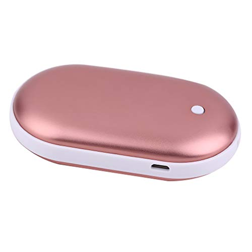 COMOTS Creative Design 5000MAH Portable Size Electric Hand Warmer Indoor Outdoor Winter Keep Warm Rechargeable Heater