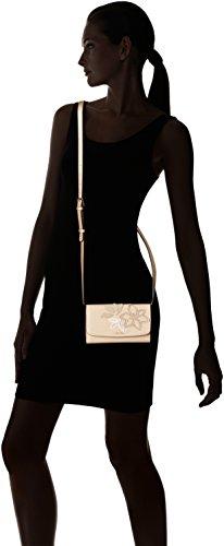 Saffiano Bare Calvin Crossbody Leather Applique Exotic Logan Klein qz0xz4tO