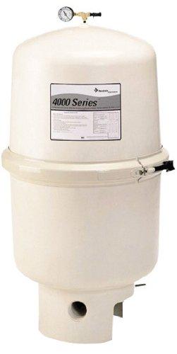 Pentair SMBW 4060 Sheet Molded Fiberglass D.E. Filter Tank with Backwash Valve by Pentair