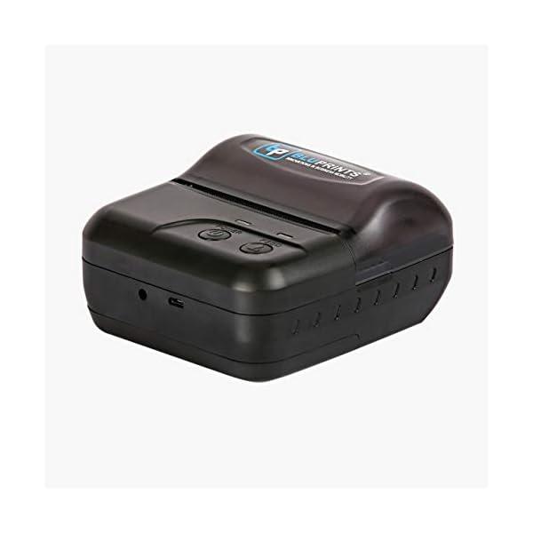 BluPrints Smart Thermal Receipt Bluetooth Printer BP3BT (3inch /80mm)