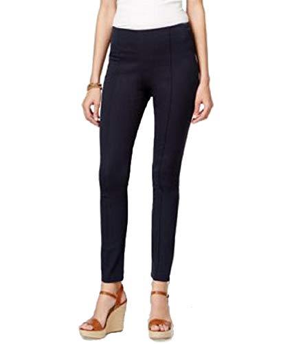 Michael Kors Petite Low-Rise Skinny Pants (New Navy, 2P)