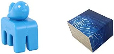 Blue Whale Petite Practice Mute w//Circuit Rad Rosin Dark Small Student Viola Practice Bundle