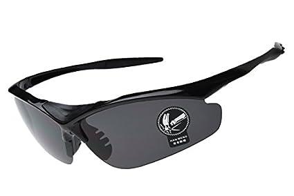 67bae8fa457 Amazon.com  Fashion Summer Sport Men s Women s Sunglasses Newest ...