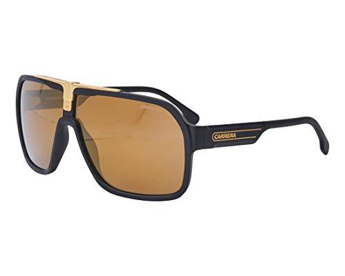Carrera Men's Carrera 1014/S Black/Brown/Gold One ()