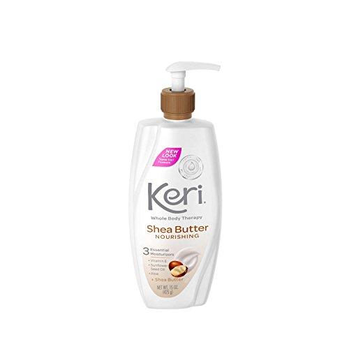 Keri Whole Body Therapy Nourishing Shea Butter Lotion, 15 -
