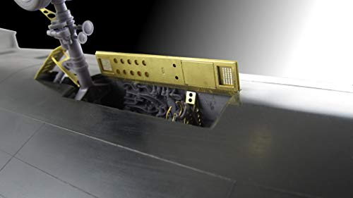 Metallic Details SR-71 Blackbird. Landing Gears (Testors/Italeri) 1/48 MDR4824 5
