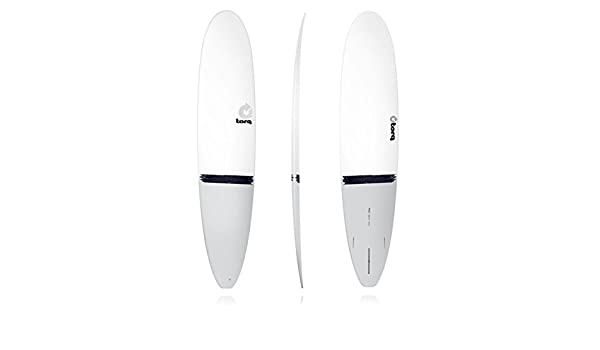 Tabla de surf Torq epoxy 9.0 Longboard Malibu Colour gris de cola: Amazon.es: Deportes y aire libre