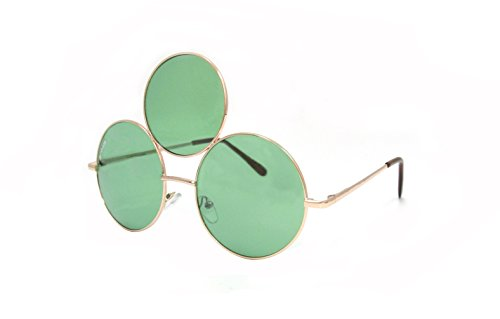 Green Third Eye Sunglasses By Shivas ~ Includes FREE Carrying - The Owner Sunglasses