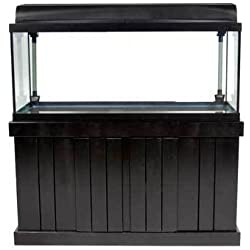 Perfecto Manufacturing APF68483 Majesty Stand for Aquarium, 48 by 18-Inch, Black