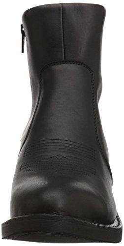 Durango TR820 Herren Spitz Leder Westernstiefel Black