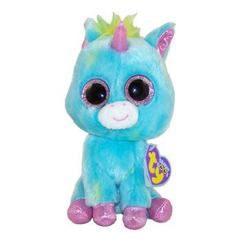 93b6e535a43 Image Unavailable. Image not available for. Color  Ty Beanie Boos Treasure  - Unicorn (Justice Store)