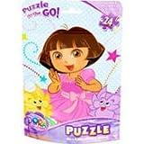 Dora the Explorer My Flower Friends! Puzzle on the GO!