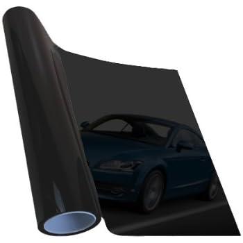 Pro High Performance 5% VLT Auto Window Tinting Film 36 Inch Wide x 10 Feet Long Roll
