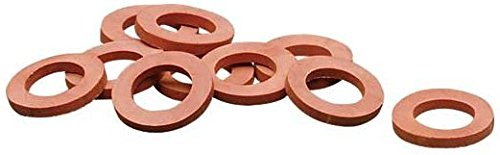 Nelson 50380 Rubber Hose Washers - 10 per (Nelson Rubber)