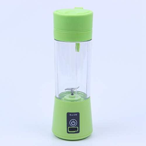TOOGOO 380ml Taza Botella licuadora Recargable USB Mezclador de ...