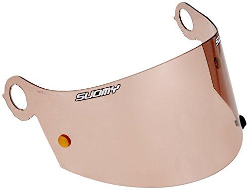 (Suomy Anti-Fog and Anti-Scratch Helmet Shield (Light Smoke))