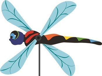Whirligig Spinner - Dragonfly by Premier (Dragonfly Whirligig)